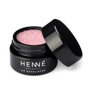 🌹💎 HENNÉ ORGANICS Rose Diamonds Lip Exfoliator